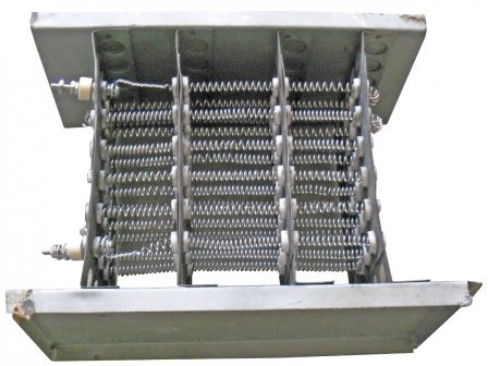 Industrial Air Heaters Duct Heaters Amp Open Coil Heaters