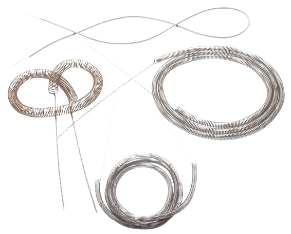 Open Coil Wire Elements