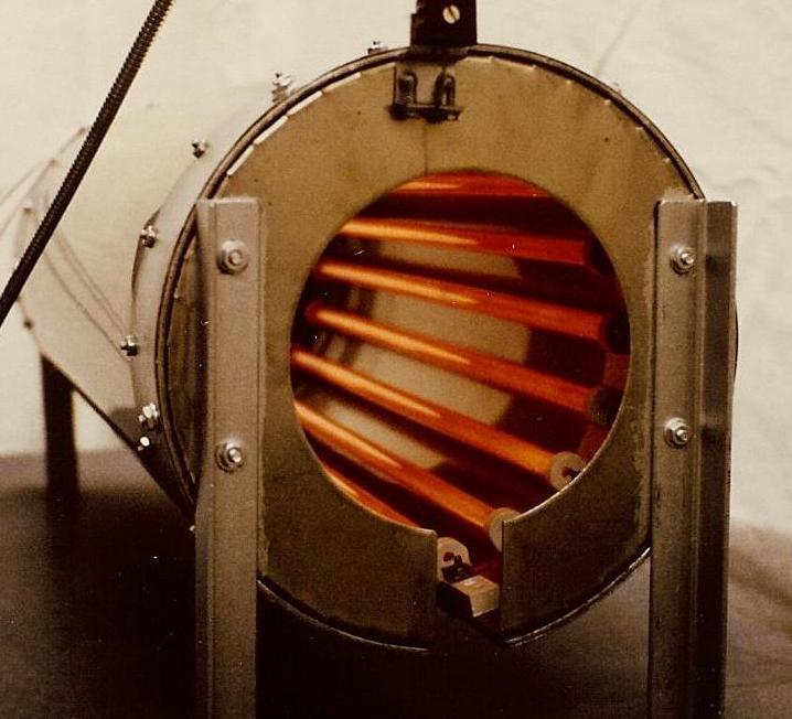 Quartz Tube Heaters Amp T3 Halogen Lamps For Infrared
